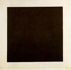 Malevich - Black Square (1913)
