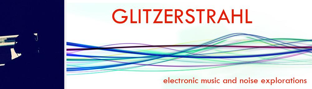 Glitzerstrahl