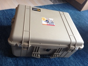 The Pelican 1610 Case